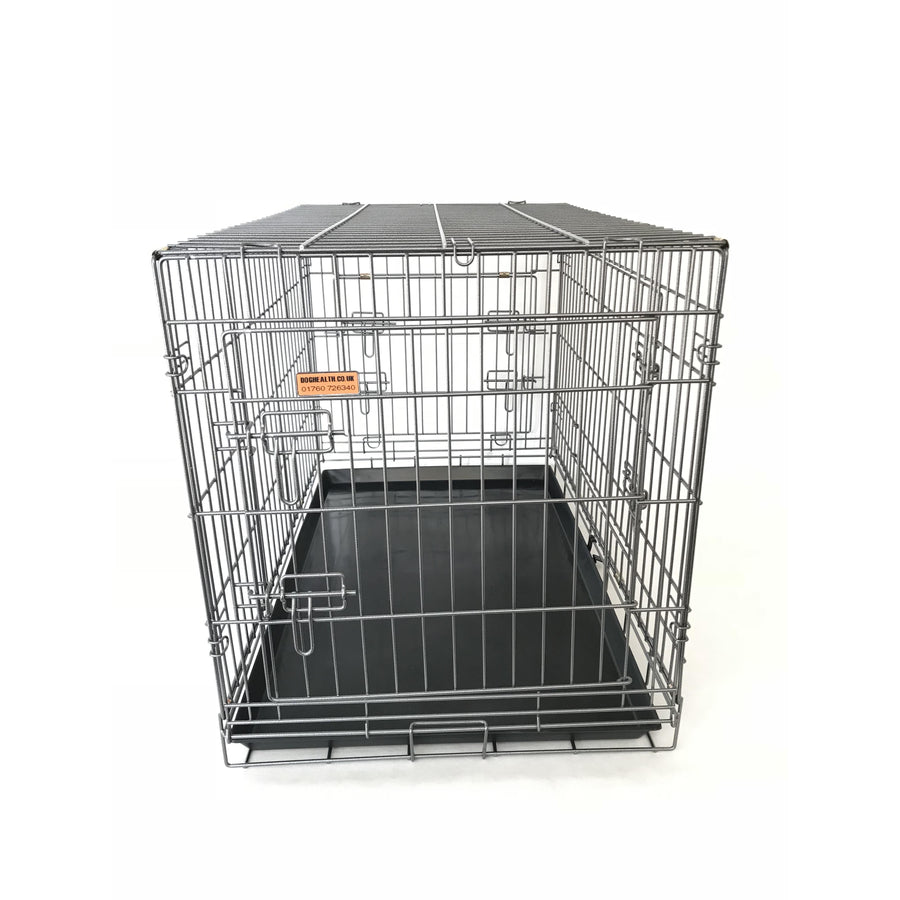 DogHealth 3 door bull breed cage