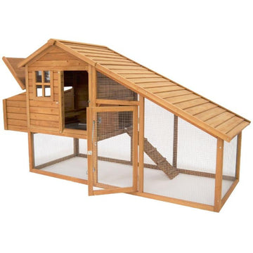 Oakley Chicken Coop With Run