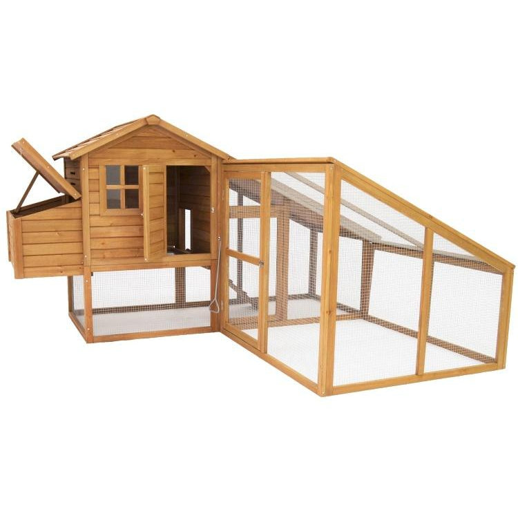 Oakley Chicken Coop With XL Run