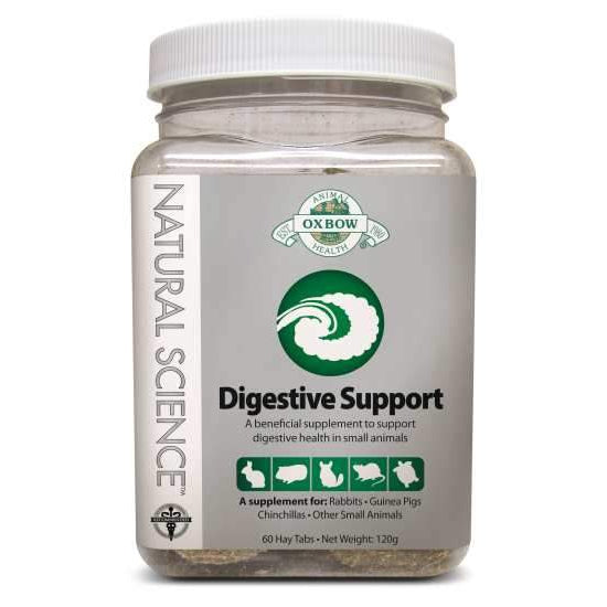 Oxbow Natural Science Digestive Support 60 Tabs