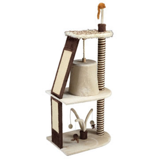 Cat  Play Centre - Scratch Tower CS25