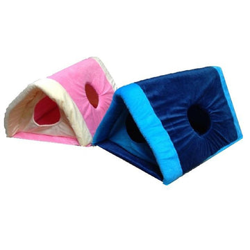 Heated Tunnel Pet Bed