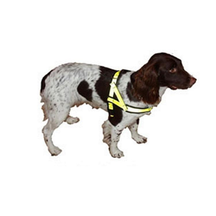 Catac Reflective Working Dog Harness