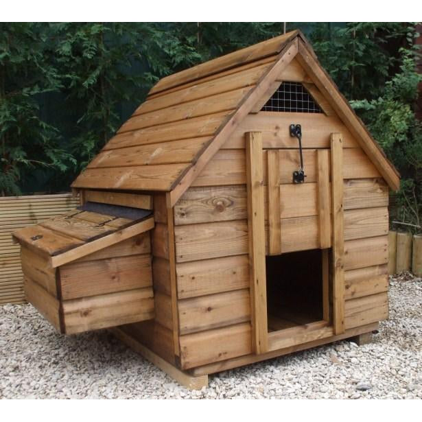 Windsor Tanalised Deluxe Poultry House