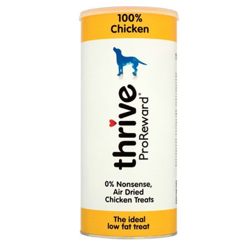 Thrive Pro Reward Chicken Treats for Dogs - Maxi Tube - 500g