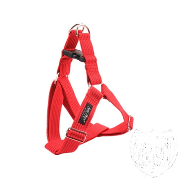 Ami Play Adjustable Cotton Dog Harness - 7 colours