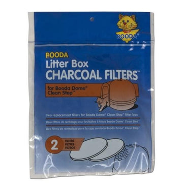 Booda Cleanstep Charcoal Filters