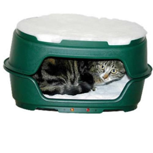 Catac Heated Cat Igloo