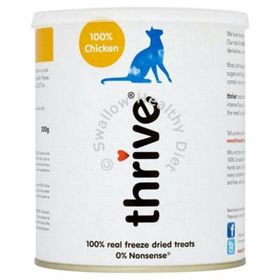 Thrive Chicken Treats for Cats - Maxi 200g
