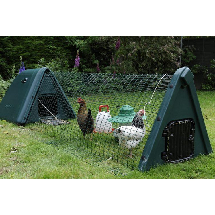 Chicken Coop - Virgin Polymer - OSPREY HABC0008GRN