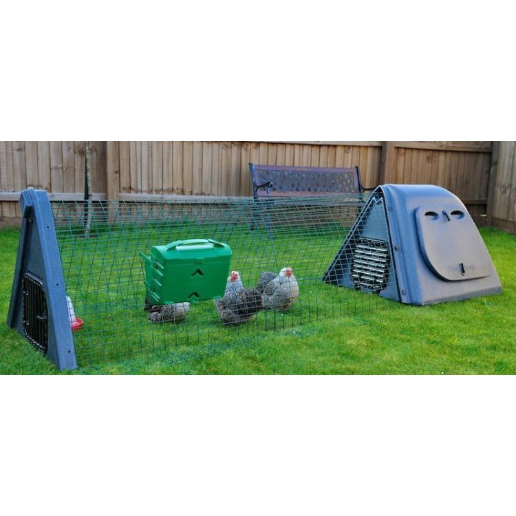 Chicken Coop Recycled Plastic - OSPREY HABC0008GY
