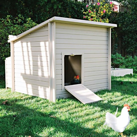 Jumbo Cotswold Chicken Coop