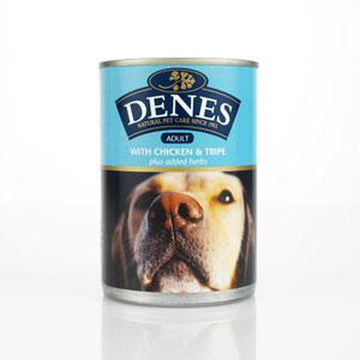 Denes Adult Dog Food with Chicken and Tripe - 12 x 400g
