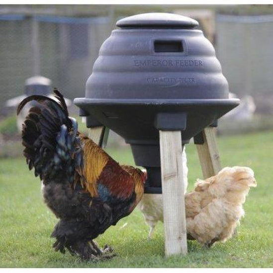 Emperor Chicken Feeder 50kg Outdoor