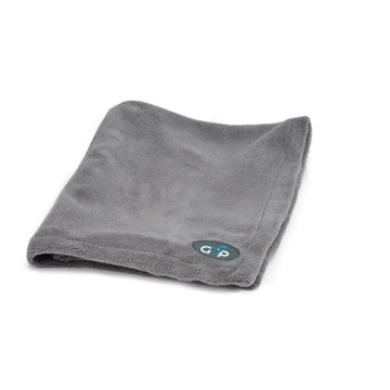 Gor Pets Essence Fleece Pet Blanket - GREY
