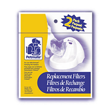 Petmate Fresh Flow 50oz Replacement Filters - 24899