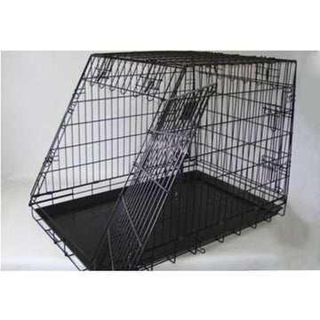 Doghealth shaped car crate single dog