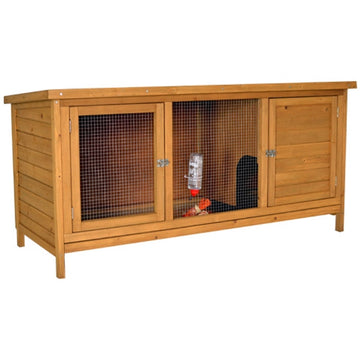 Rabbit Guinea Pig Hutch - JUNIPER