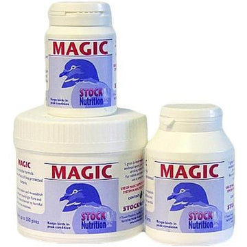 Magic Pigeon Supplement