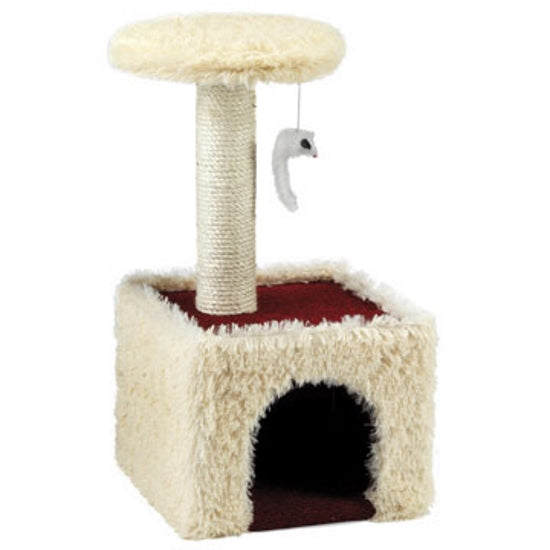 Cat Scratching Post Meow Manor CS6