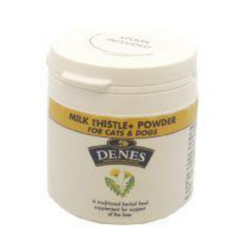 Denes Milk Thistle Powder  3 x 50g Tubs