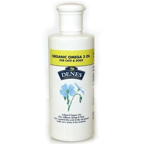 Denes Organic Omega 3 Oil - 3 x 200ml