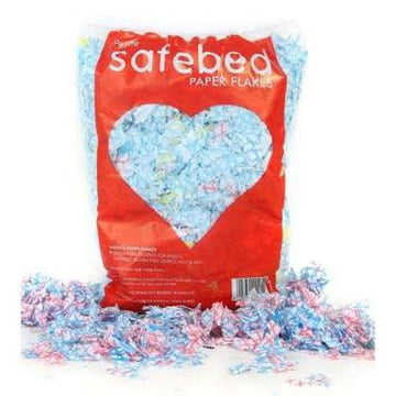 Safebed Paper Flakes Pet Bedding