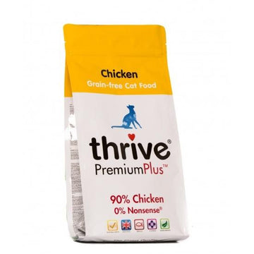 Thrive PremiumPlus Complete Dry Cat Food Chicken & Turkey- 1.5kg