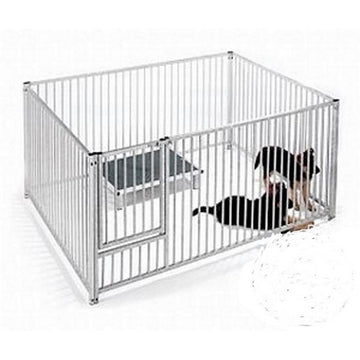 Heavy Duty Galvanised Puppy Pen - Prestige Range