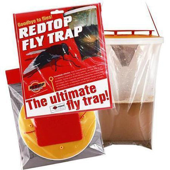 RED TOP ORIGINAL FLY TRAPS