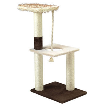 Cat Play Centre - Rope Tree Scratcher  CS15