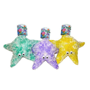 Gor Reef Star Fish Cuddle Tug Dog Toy