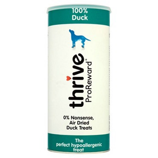 Thrive Pro Reward Duck Treats for Dogs - Maxi Tube - 500g