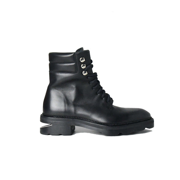 Alexander Wang Andy Hiker Calf Boots Black