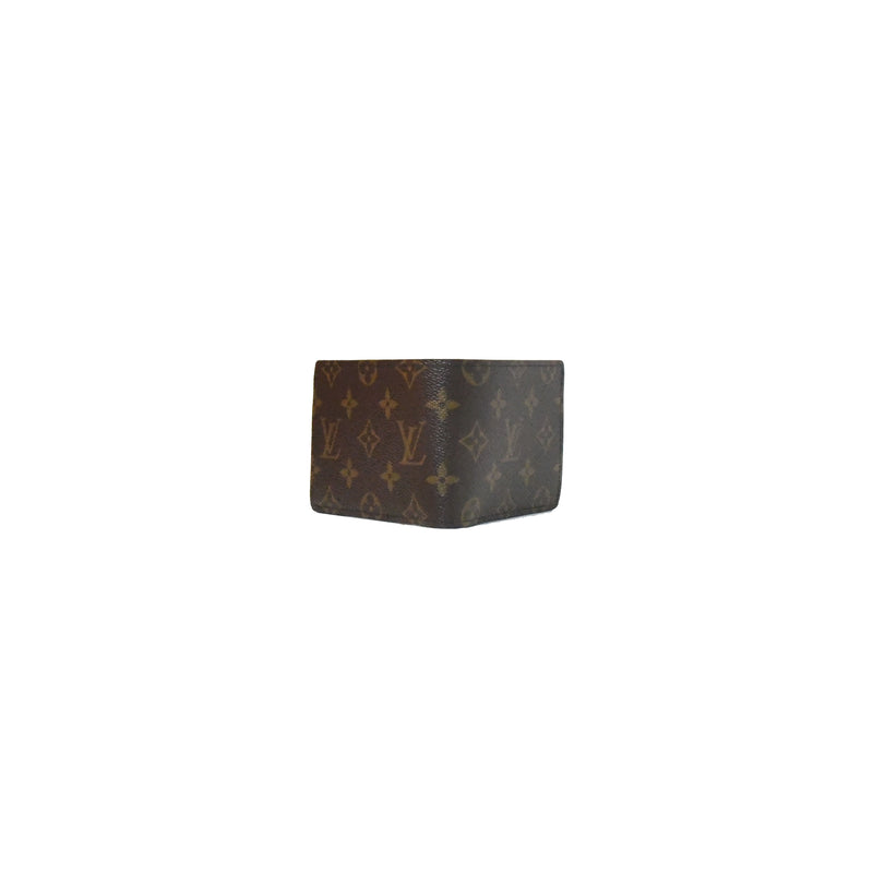 Louis Vuitton Multiple Wallet Monogram Brown