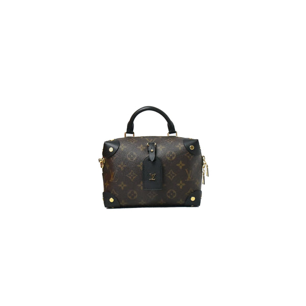 Louis Vuitton Petite Malle Souple Brown