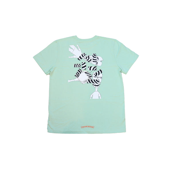 Matty Boy Lust T-Shirt Green