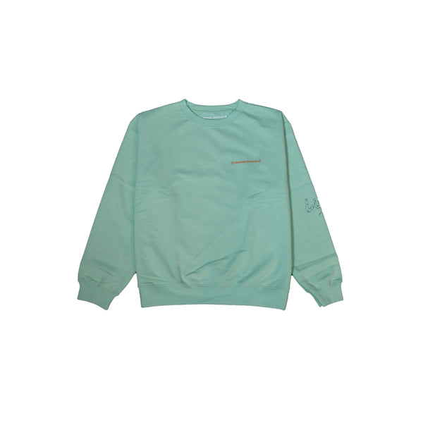 Matty Boy Lust Sweater Green