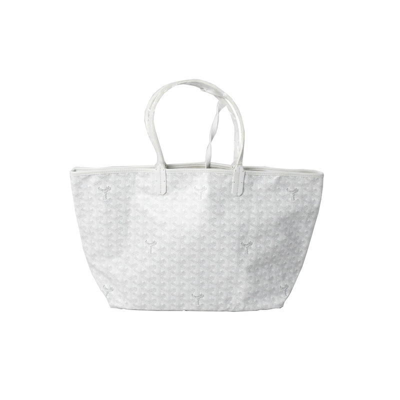 Goyard Classic Leather PM White