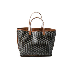 Reversible Tote PM Brown