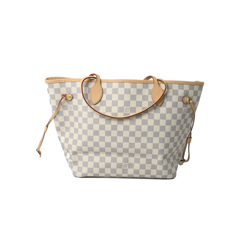Neverfull Bag White