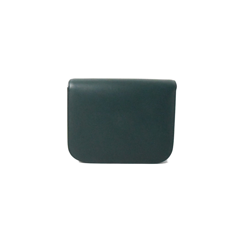 Celine Medium Box Dark Green