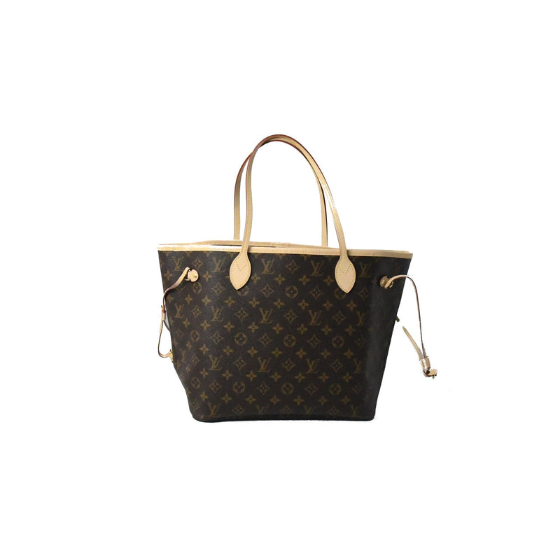 Neverfull Medium Beige Brown