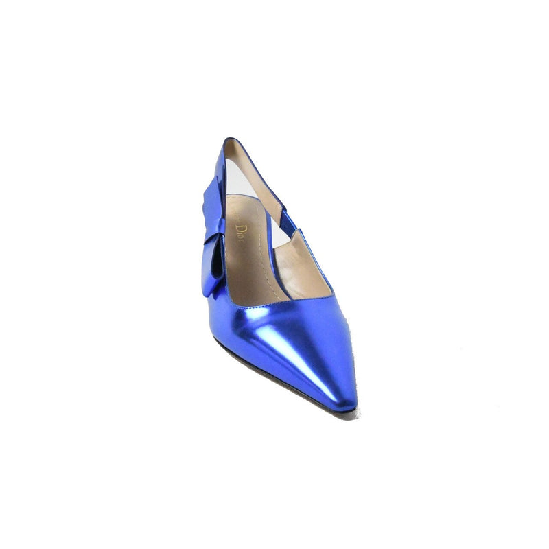 Jadior High heel Mirror Blue