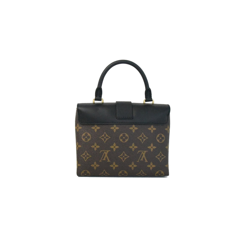 Monogram Locky BB Black