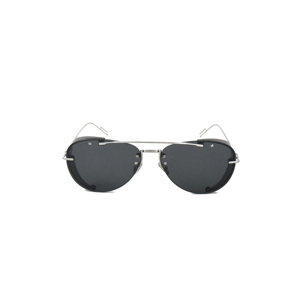 Dior Chroma1 Man Aviator Gray Pattern