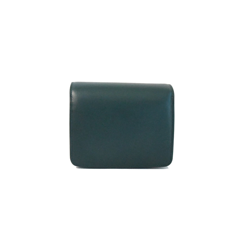 Celine Mini Box Dark Green