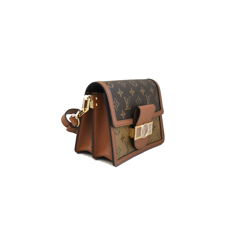Louis Vuitton Mini Dauphine Monogram