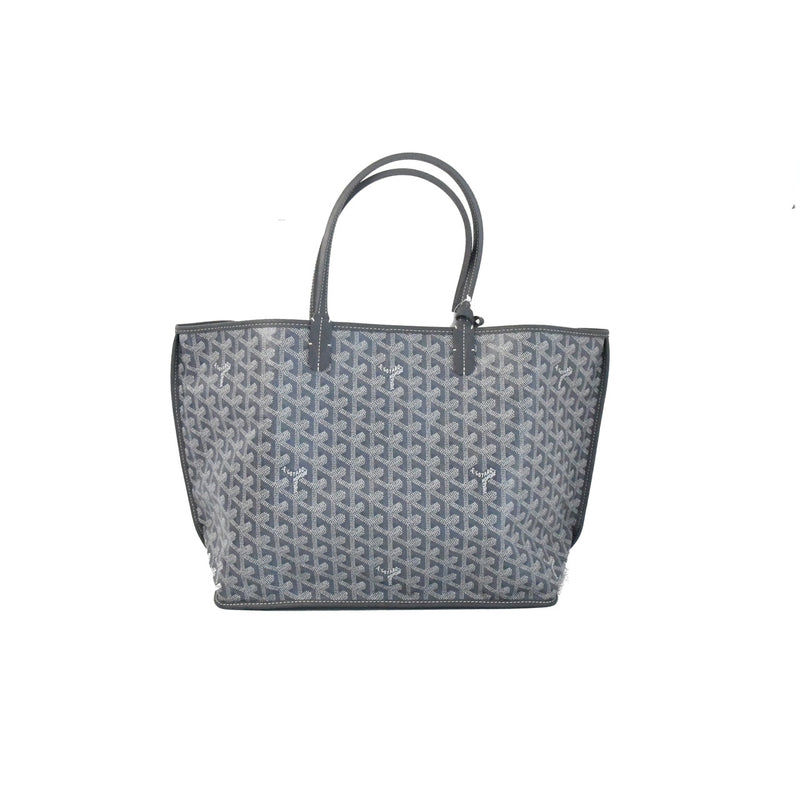 Goyard Reversible PM Tote Grey
