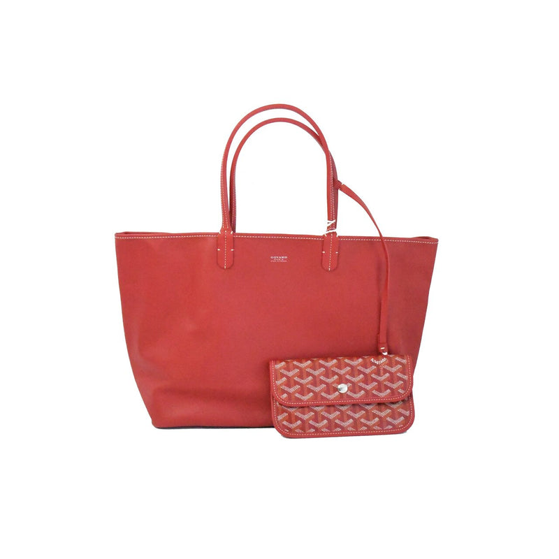Goyard Reversible PM Tote Red